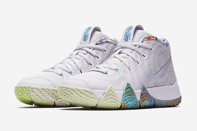 aa0b58dd85b Nike Men s Kyrie 4 90s Decade Pack Basketball Shoes 943806 902 Sz 10.5  New NoLid