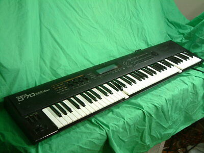 Roland D-70 Super LA Synthesizer
