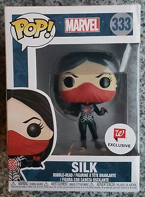 "Walgreens Exclusive Spider-Man Funko POP! Marvel Silk Vinyl figure 4"" #333"