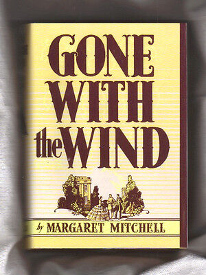GONE WITH THE WIND~Margaret Mitchell~First Edition
