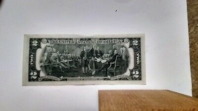 1976 two dollar bill STAR NOTE and LOW SERIAL NUMBER selling for 85.00