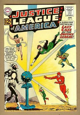 Justice League of America #12 -First Appearance of Dr. Light 1962 -7.0 Qualified