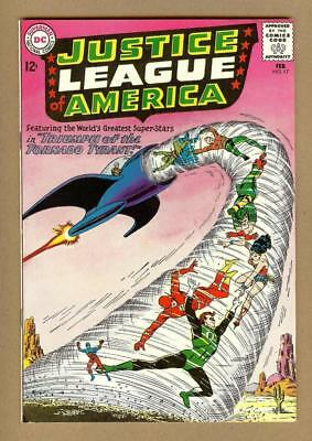 Justice League of America #17 DC Comics 1963 Original Owner - Looks Near Mint
