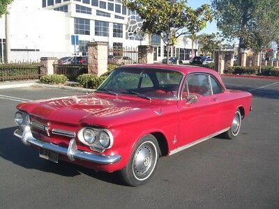 1962 Chevrolet Corvair Monza coupe, Rn & Lk nice, Real Classic Beauty CA 1962 Chevy Corvair Monza, Original cond, Rn & LQQk Nice, Real Classic!