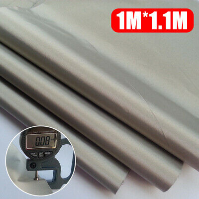 EMF RF RFID Shielding Fabric Conductive Soft Grounding