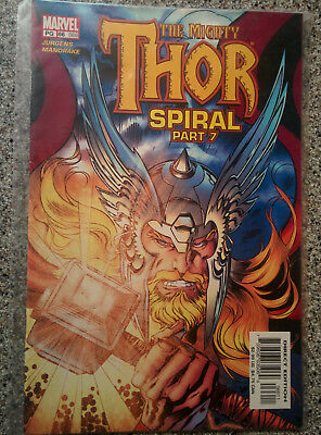 Mighty Thor - SPIRAL part 7 (Marvel Comics)