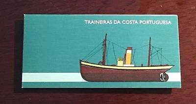 Portugal Ships Collection Booklet Mnh
