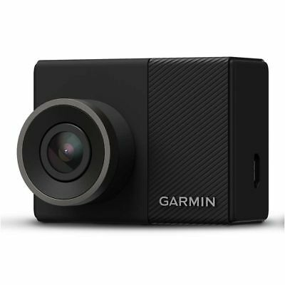 Garmin Dash Cam 45 Full HD 1080p Compact GPS Camera, Car Video Recorder