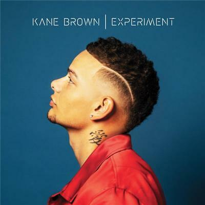 Kane Brown Experiment CD NEW