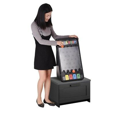 "25x14"" Trade Show Home Party Prize Drop Choice Play Slot Stand Fun Game Board"