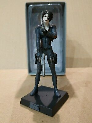 Figurine plomb super héros Marvel Eaglemoss 178 DOMINO  eaglemoss