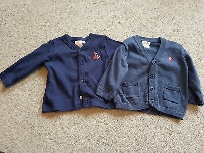 Baby Boys 0-3 Month Cardigans