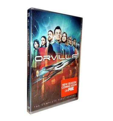 The Orville Season 1 (DVD  ,4-Disc Set) Brand New Sealed