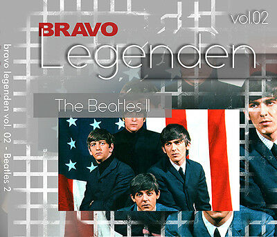 THE BEATLES Vol. 2 in BRAVO - BRAVO-Legenden Vol. 02 - Im neuen Digi-Pack!