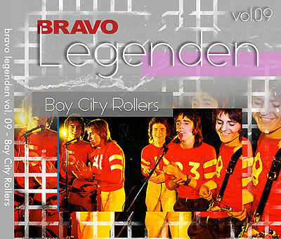 BAY CITY ROLLERS in BRAVO - BRAVO-Legenden Vol. 09 - Im stabilen Digi-Pack!