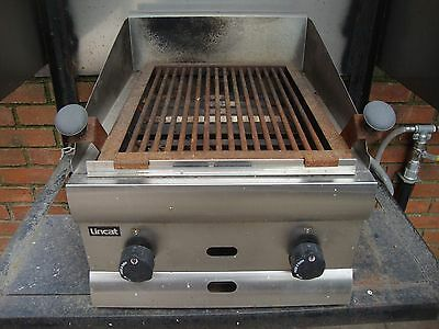Lincat Chargrill CG4/P and purpose built cabinet.