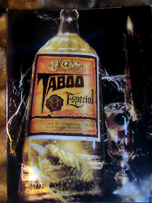 Taboo Especial Graphic Novel (for Mature Readers)