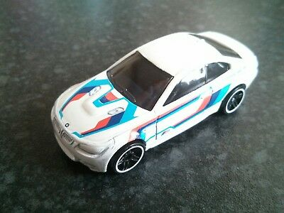 Hot Wheels 2010 Bmw M3 Coupe White 2011 New Model 26 50 A2 4 00