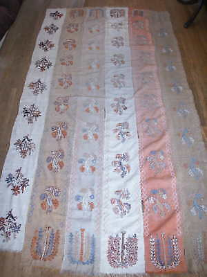 Very Large Antique Middle Eastern Wool Tapestry