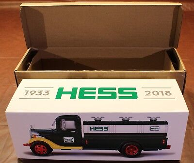 2018 Hess 85th Anniversary Collectors Edition Truck