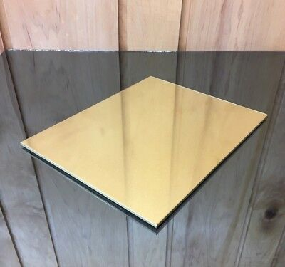 """1/8 BRASS SHEET PLATE NEW 8""""X10"""" .125 Thick *CUSTOM 1/8 SIZES AVAILABLE*"""