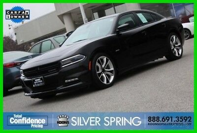 2015 Dodge Charger R/T 2015 R/T Used 5.7L V8 16V Automatic RWD Sedan Premium