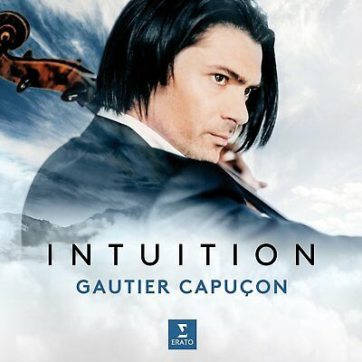 Gautier Capucon - Intuition    Cd+Dvd New!