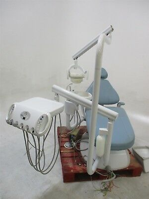KaVo KCH 100 Dental Dental Exam Patient Chair w/ Operatory Delivery & Light