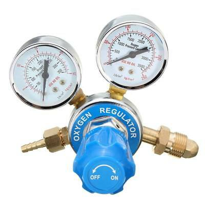 Argon Oxygen Acetylene Regulator Reducer Mig Flow Meter Pressure Gas Cuttin R6R8