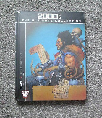 2000AD Ultimate Collection issue 1 - Slaine: The Horned God