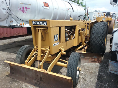 1970 Huber M650 Grader - Great Condition!