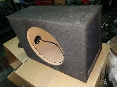 """10"""" Sub Box (Compact, Small, Subwoofer, Audio, Speaker, sound system)"""
