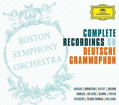 Bso/Nelsons/Ozawa...-The Complete Recordings On Dg(Limited Edition)  57 Cd New!