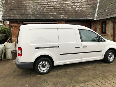 Vw Caddy Maxi Van £3200 + Vat