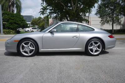 2005 911 Carrera 2dr Coupe 2005 Porsche 911 Carrera Coupe 6 Speed Manual Very Clean In & Out!