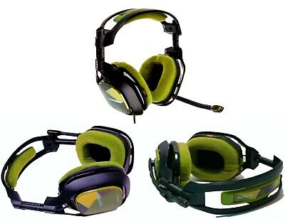 ASTRO Gaming A40 TR Headset + M80 Mixamp (Black/Olive) - Xbox One