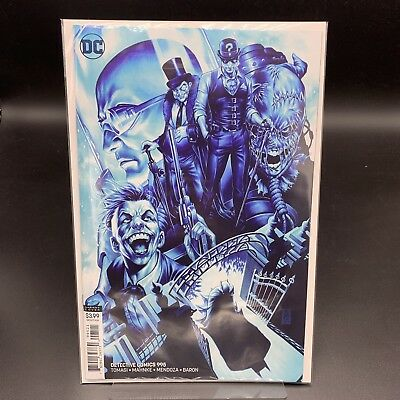 Batman Detective Comics #995 DC Universe Comics Mark Brooks Variant Cover NM