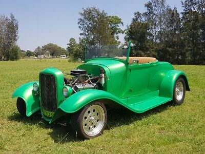 1929 ford roadster hotrod