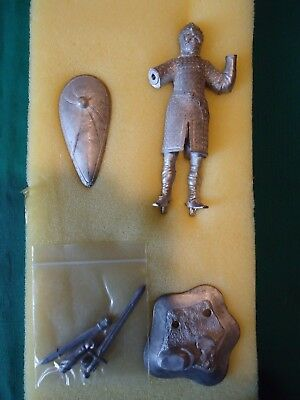 POSTE MILITAIRE NK/2 – 90 mm. NORMAN KNIGHT WITH DRAWN SWORD 1066