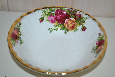 Royal Albert-Porzellan-Bone China-Old Country Roses-Dessert Schale/Schüssel-Top!