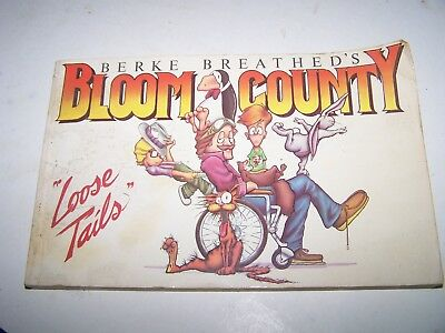 Berke Breathed's Bloom Country Loose Tails  1983