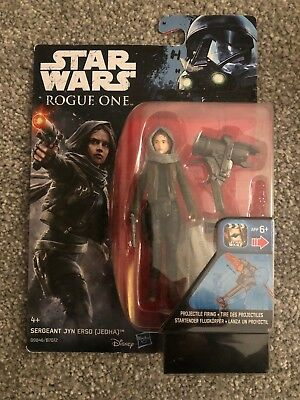 Star Wars Rogue One Jyn Erso 3.75inch Jyn Erso (Jedha) Action Figure, MOC