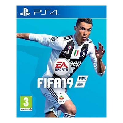 Gioco Ps4 Playstation 4 Fifa 19 Nuovo Originale Dvd