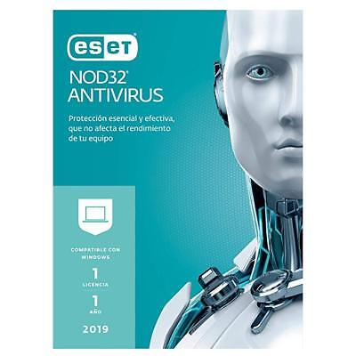 ESET Nod32 Antivirus 12 2019 Download edition 1 2 3 years  ESET Cyber Security 6