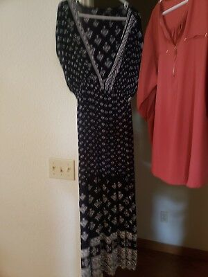 Plus Size Blouses Lot....3X (4-in lot) includes one dress