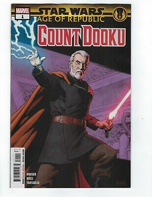 Star Wars Age Of Republic Count Dooku # 1 Cover A NM