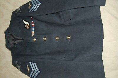 Raf Royal Air Force Womens Uniform Jacket