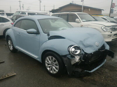 2015 Volkswagen Beetle TSI DSG Auto Damaged Salvage Unrecorded HPI Clear Import