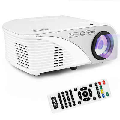 Digital Multimedia Projector with 1080p Support, Up to 120'' Display
