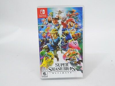 Super Smash Bros. Ultimate 045496592998 (Game Misc Used Very Good)
